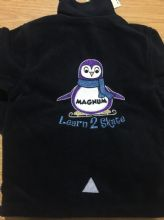 Magnum black Skate UK Fleece